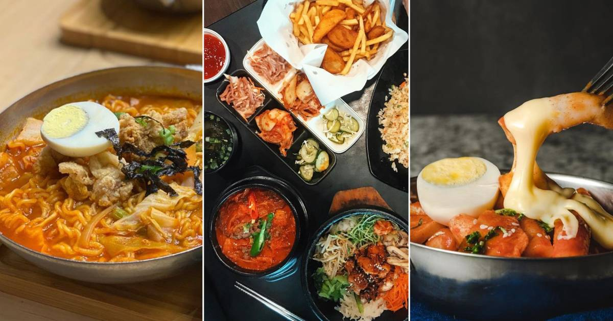 11 Halal Korean Eateries In Kl With Delivery Options
