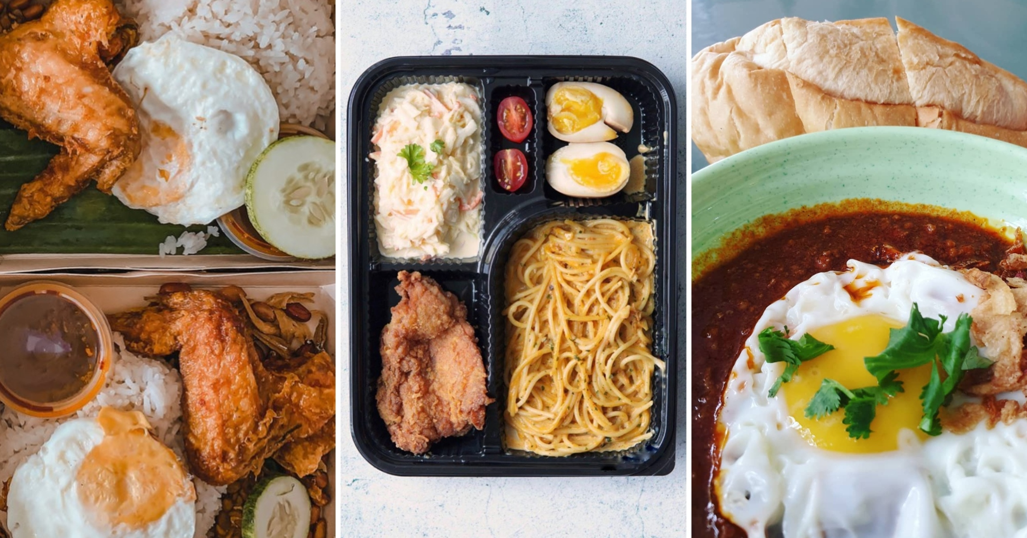 8 Tampines Halal Food Places Offering Takeaway Self Pick Up Services