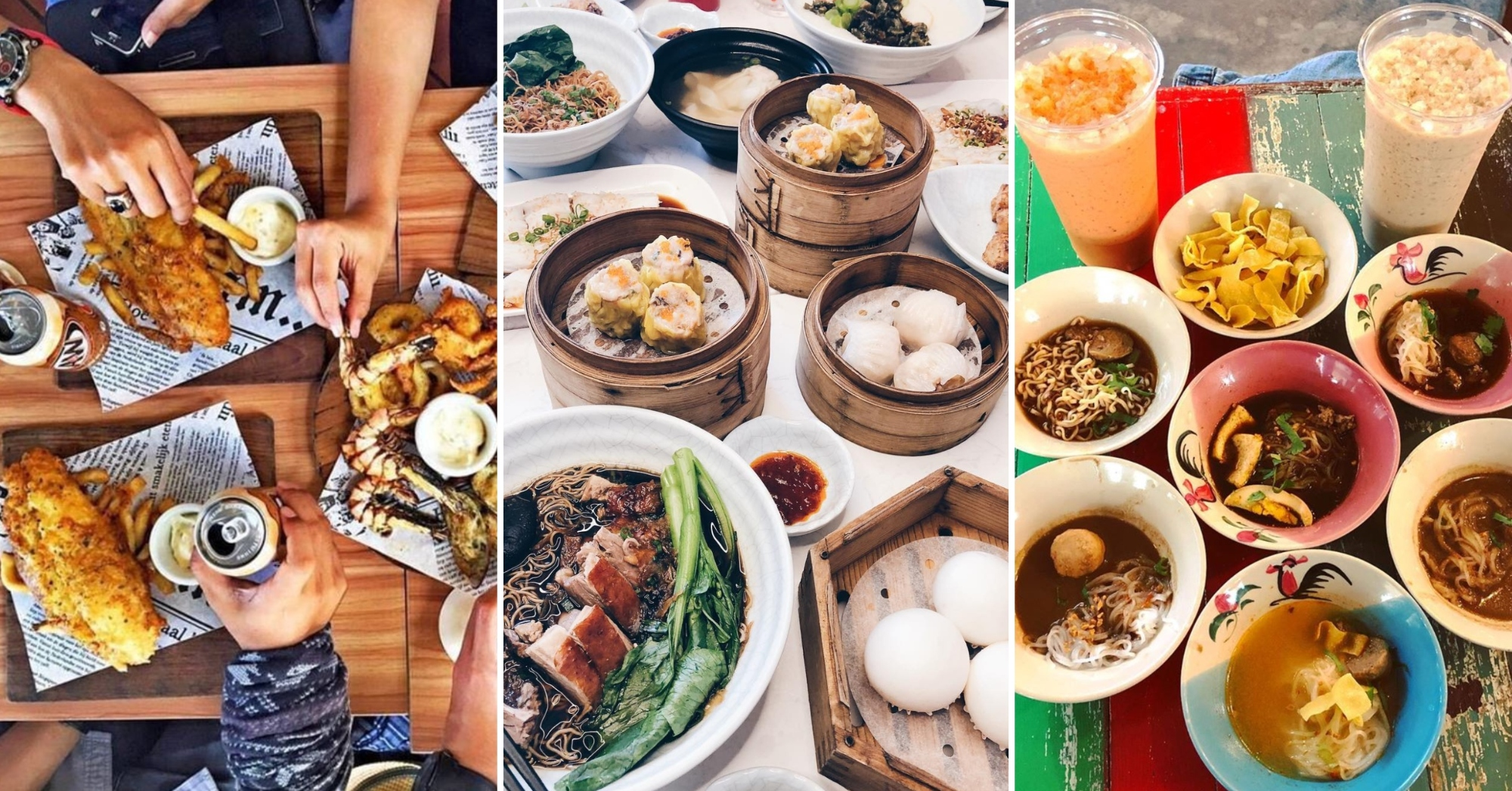 10 Popular Halal Eateries In Bugis That Are Open For Dine In During Phase 2