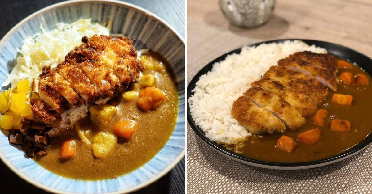 Recreate Coco Ichibanya Style Japanese Curry At Home With This Halal Recipe