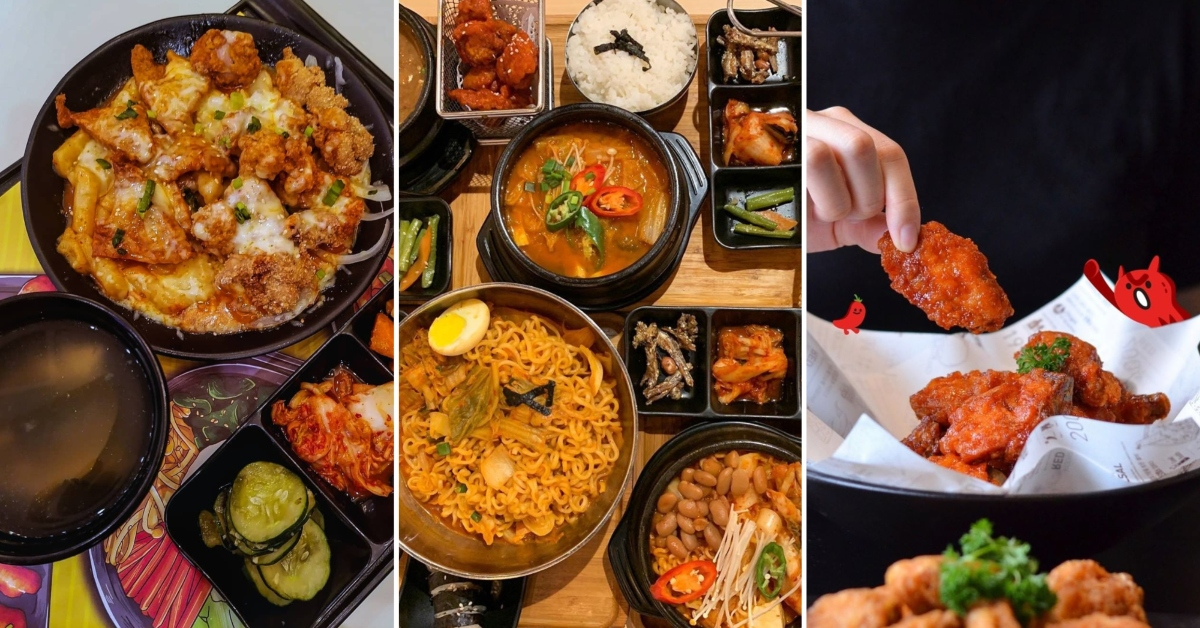 Halal Korean Food In Kl 18 Authentic Korean Restaurants You Need To Try