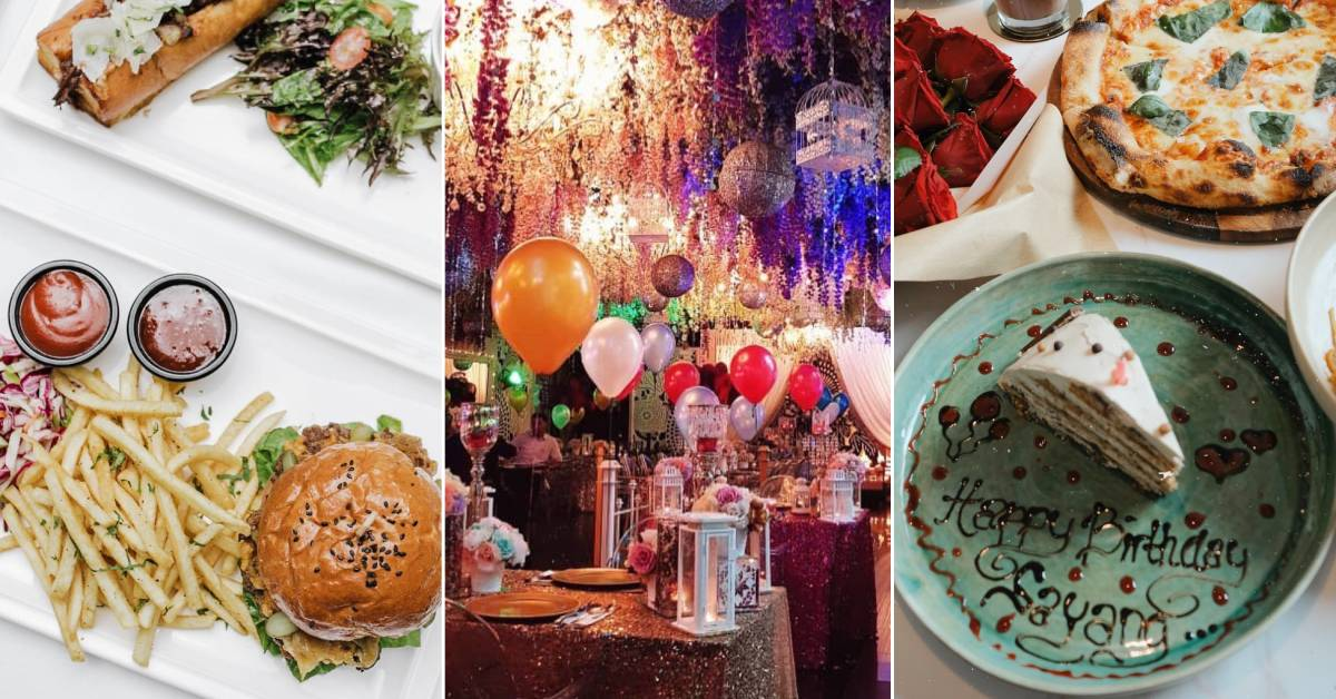 Best Places To Celebrate Birthdays In Kl 8 Halal Restaurants To Visit On Your Special Day