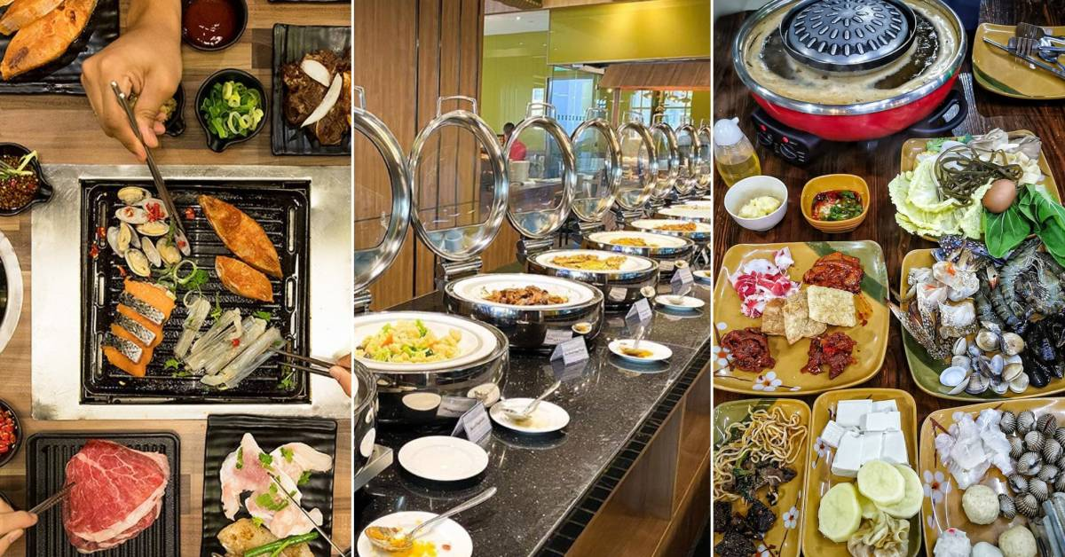7 Cheap Halal Buffets In Kl Below Rm55 That You Can T Miss Out On