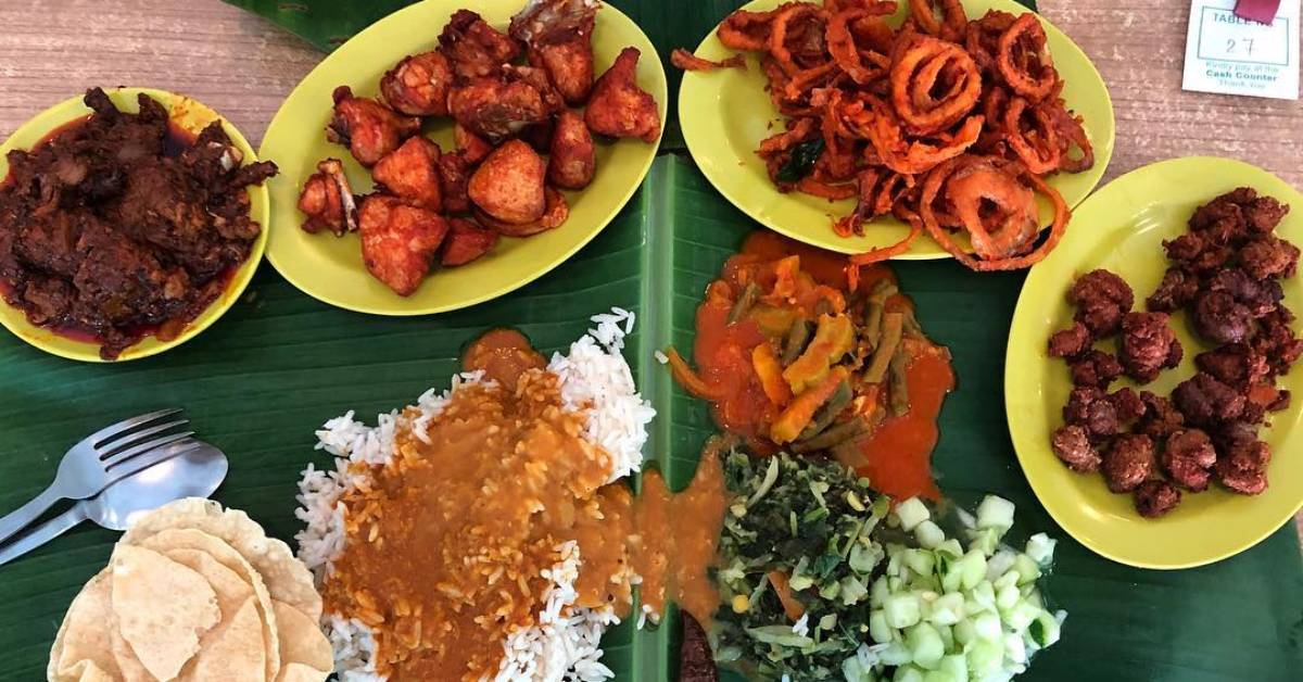 Top 10 Halal Banana Leaf Restaurants In KL You Won't Be Able To Resist