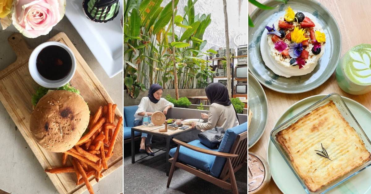 10 Halal Pj Cafes For An Amazing Weekend Treat