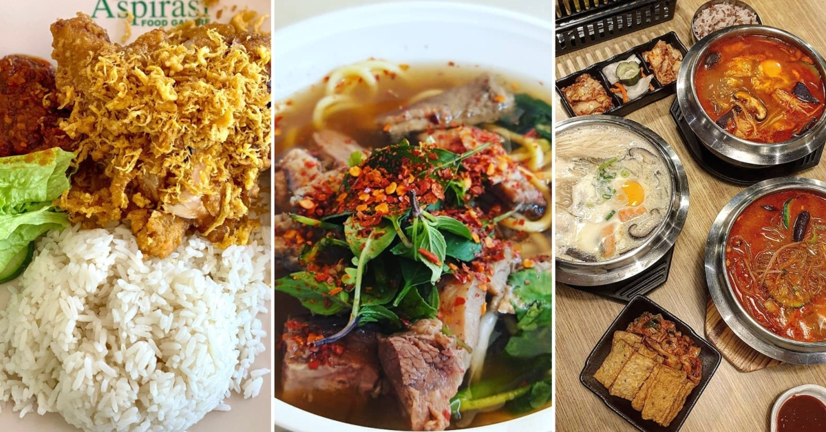 9 Halal Food Spots Near Singapore S Southern Ridges