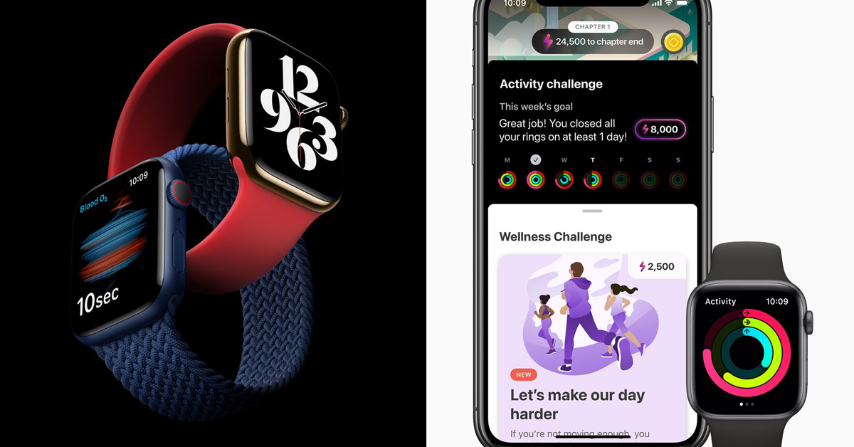 The Apple Watch Series 6 And New Singapore Health App Lumihealth