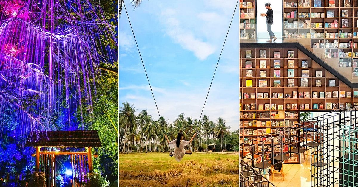 12 Instagrammable Spots In Penang That Aren T Street Art With Nearby Halal Food
